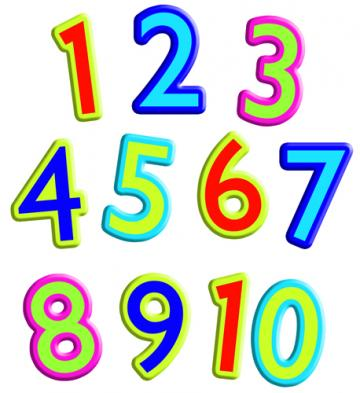Clipart numbers clip art stock Numbers number clipart free clipart images - Clipartix clip art stock