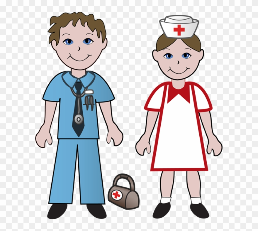 Nurses clipart free free stock Free Clip Art Of Doctors And Nurses Doctor Nurse Clipart Png Amazing ... free stock