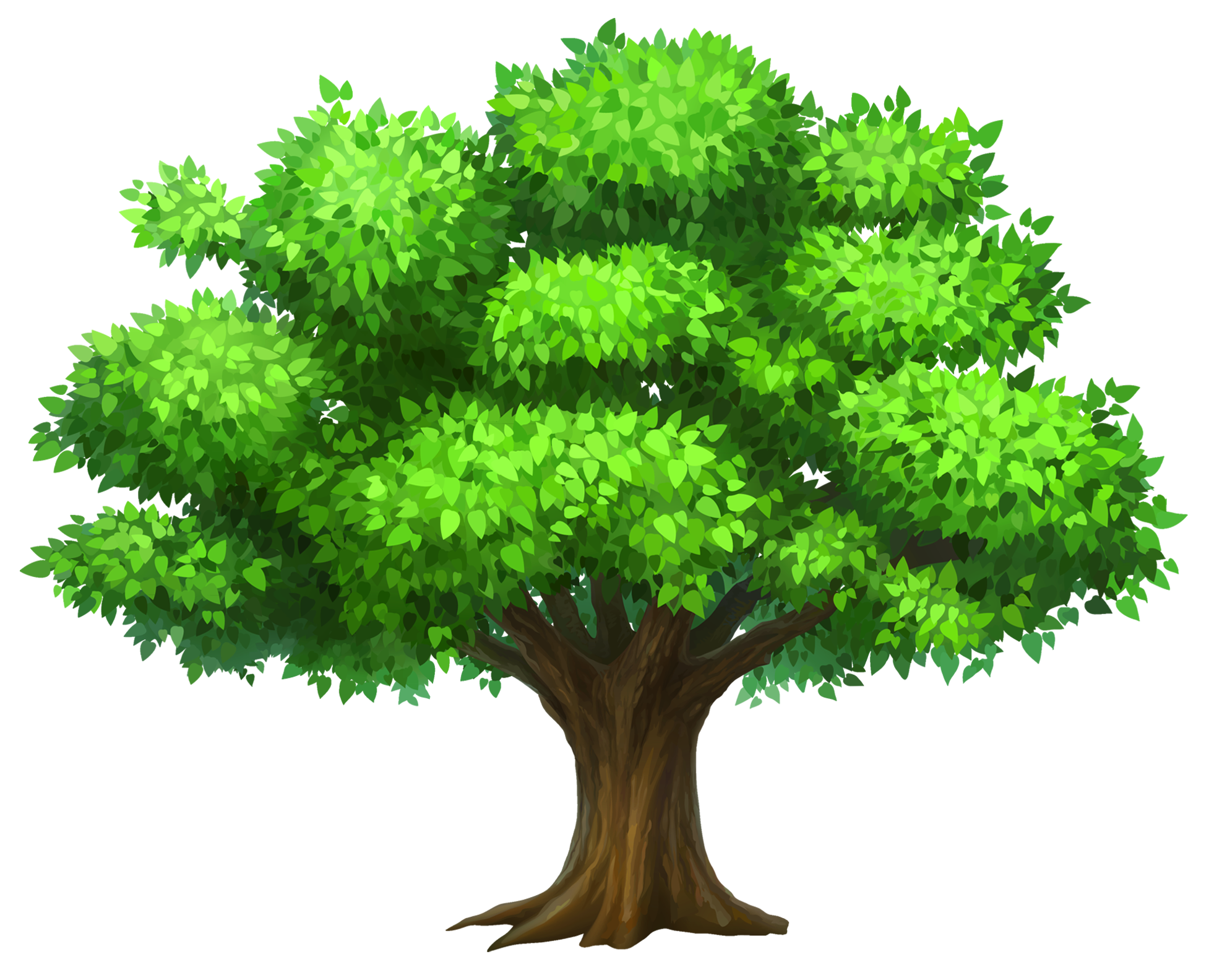 Oak tree tree clipart clipart | landscapes | Pinterest | Tree ... graphic library download
