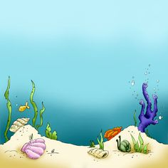 Clipart ocean floor picture royalty free download Free Ocean Bottom Cliparts, Download Free Clip Art, Free Clip Art on ... picture royalty free download