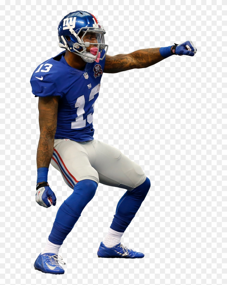 Clipart odell banner black and white stock 647 X 1024 16 0 - Odell Beckham Cut Out Clipart (#4097207) - PinClipart banner black and white stock