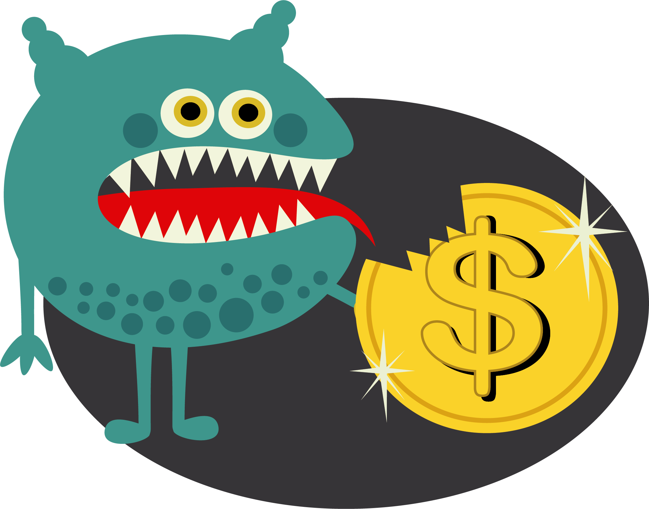 Clipart of 50 real money svg free library Don't Fear The Market — Real Investing Journal - Just Investing News ... svg free library