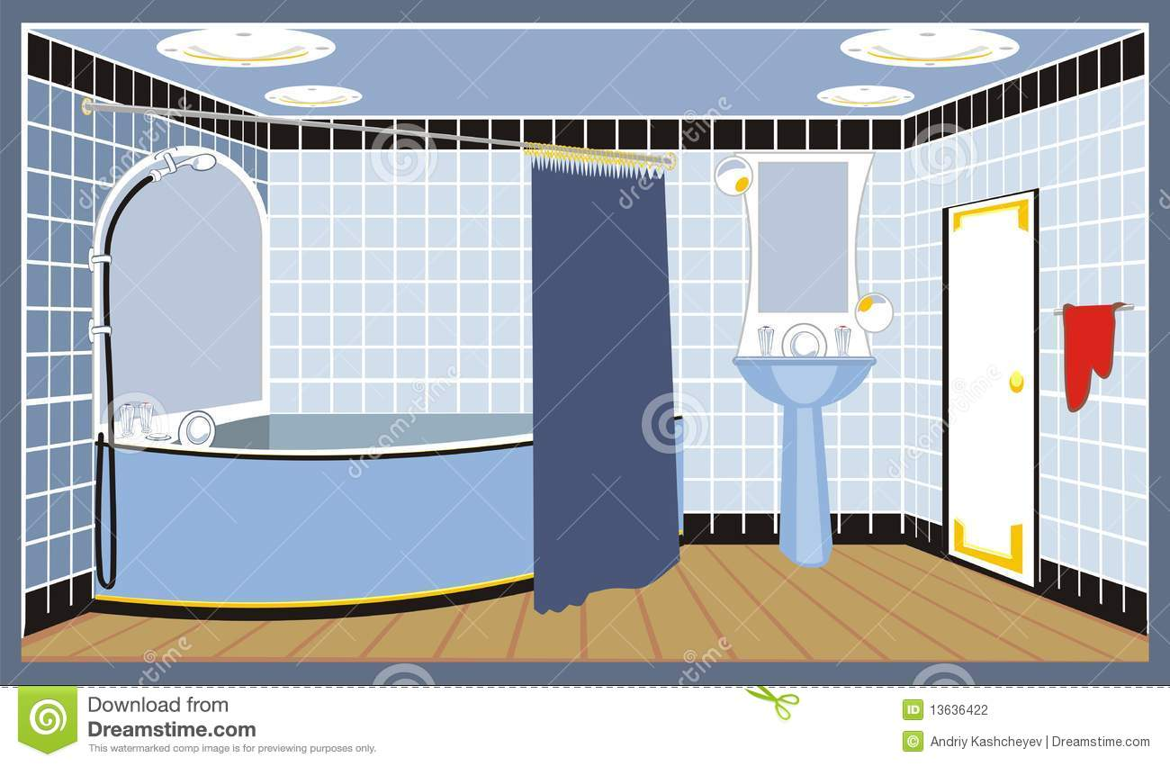 Clipart of a bathroom graphic transparent stock 37+ Clipart Bathroom   ClipartLook graphic transparent stock