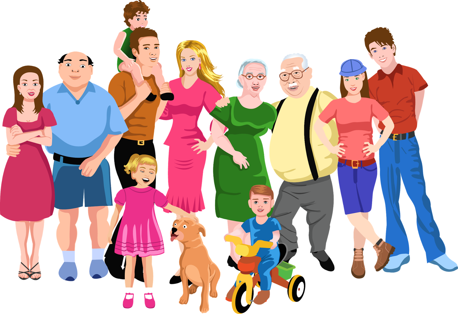 Hispanic family clipart library La Familia - Lessons - Tes Teach | Documents Anabetsy | Family ... library
