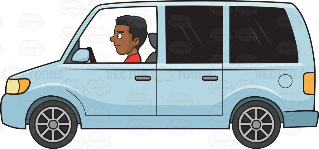 Clipart of a black guy diving a car jpg transparent library Collection of Driving clipart   Free download best Driving clipart ... jpg transparent library