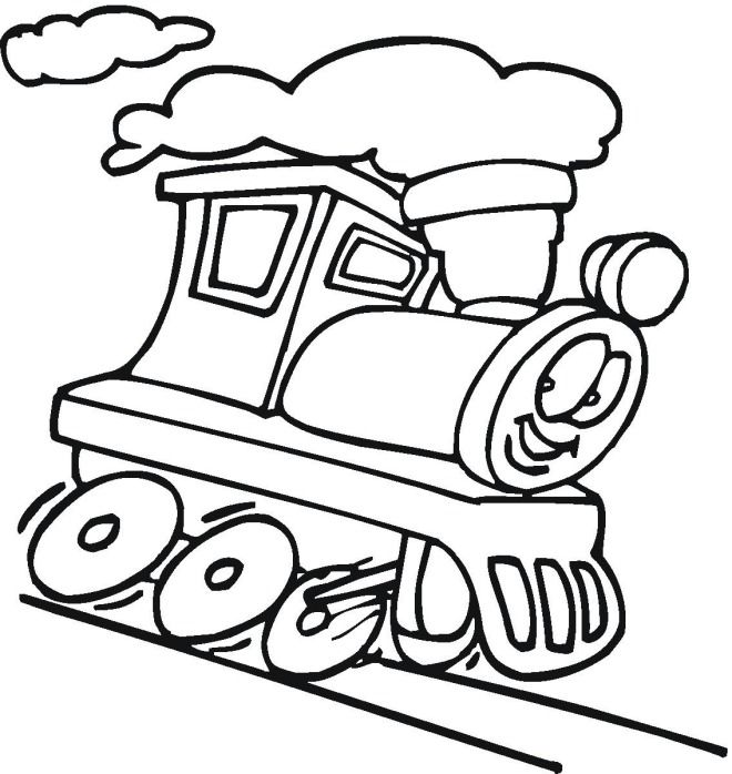 Clipart of a black train for preschoolers jpg free library Train Drawing For Kids   Free download best Train Drawing For Kids ... jpg free library