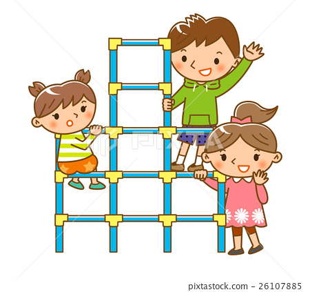 Clipart of a child on jungle gym clip art library Park Jungle Gym | Free download best Park Jungle Gym on ClipArtMag.com clip art library