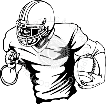 Clipart of a coach grabbing a football player svg free download football%20player%20running | Gaver | Football player drawing ... svg free download