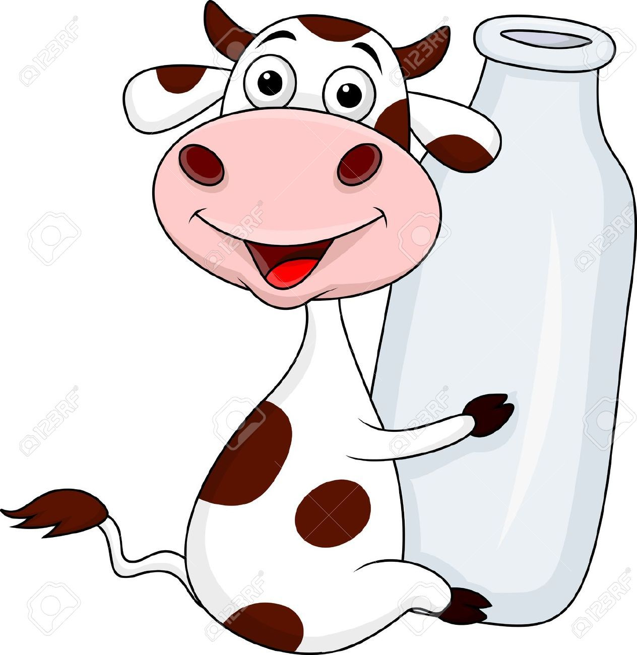 Clipart of a cow in bikini clip freeuse Stock Vector | cows | Cow pictures, Funny cow pictures, Cow tattoo clip freeuse
