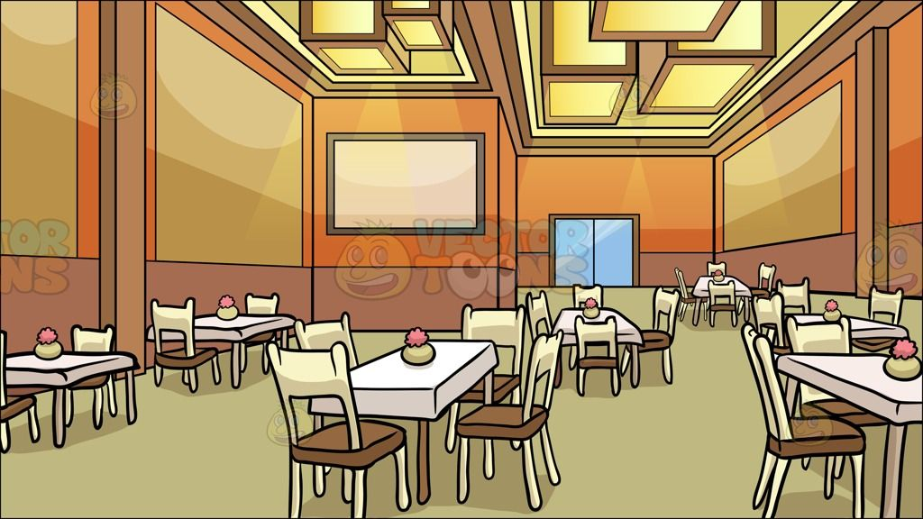 Clipart of a dinner restaurant on the inside picture freeuse library Cafeteria clipart dining hall, Cafeteria dining hall Transparent ... picture freeuse library
