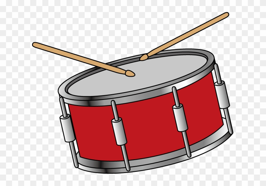 Clipart of a drum jpg transparent Drum Cymbals Png Download - Musical Instrument Drum Clipart ... jpg transparent
