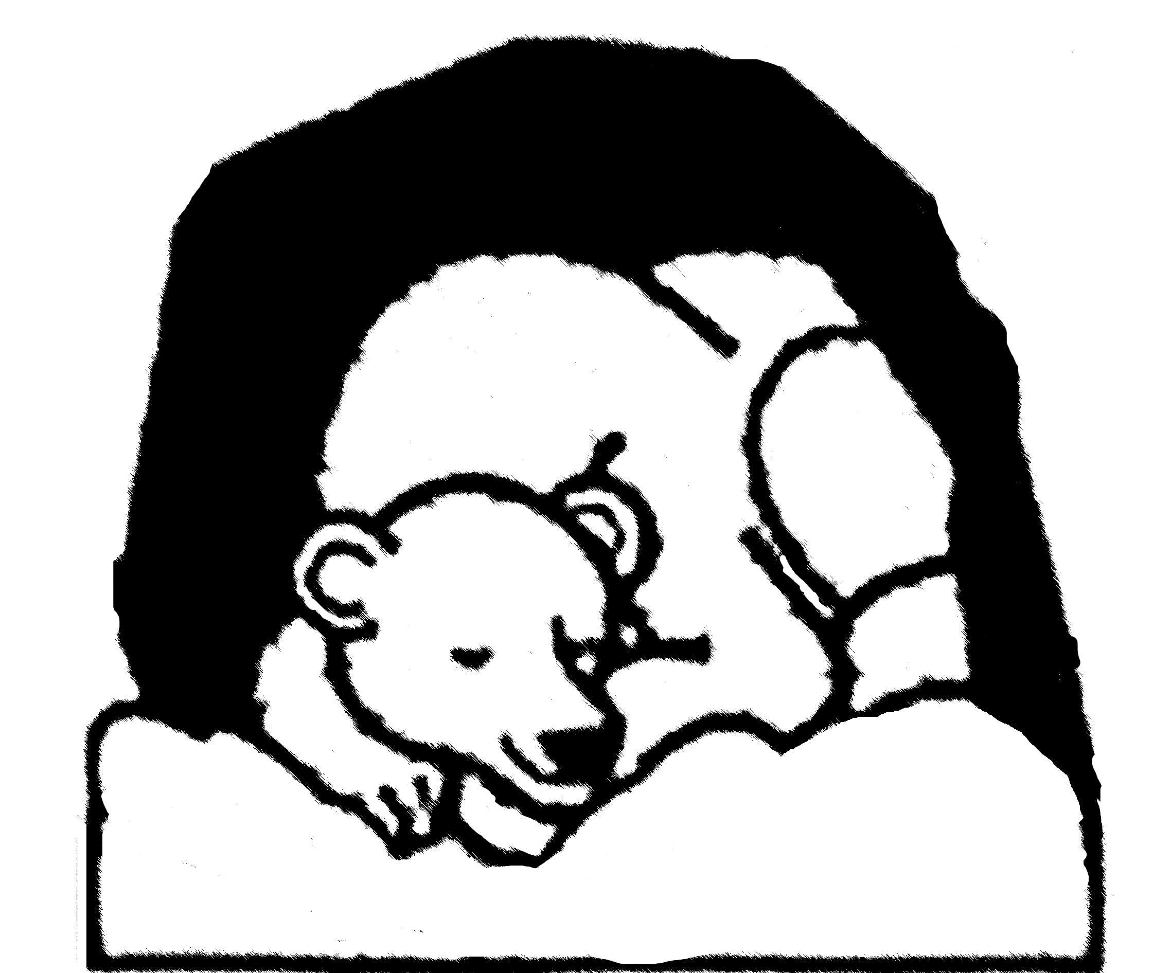 Clipart of a face of a sleeping bear jpg free library Free Sleeping Bear Clipart, Download Free Clip Art, Free Clip Art on ... jpg free library
