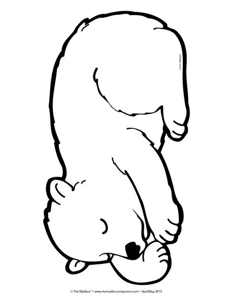 Clipart of a face of a sleeping bear clip art library stock Sleeping Bear Sketch at PaintingValley.com | Explore collection of ... clip art library stock