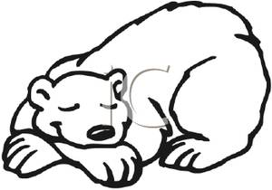 Clipart of a face of a sleeping bear jpg free Sleeping Bear Clipart | Free download best Sleeping Bear Clipart on ... jpg free