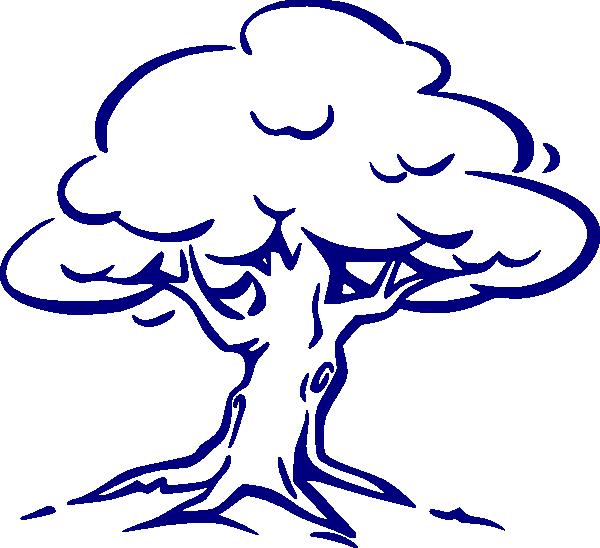 Family tree clipart png clip art Family Tree Blue Clip Art at Clker.com - vector clip art online ... clip art