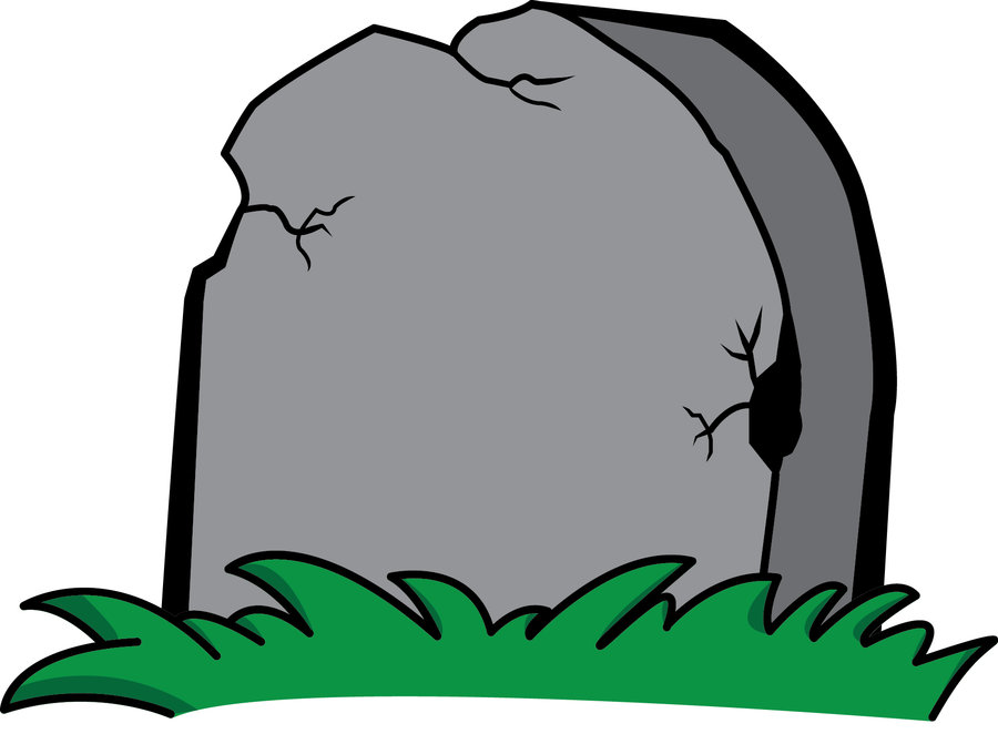 Clipart tombstones graves clip free stock Stylish grave marker clip art free clipart - ClipartAndScrap clip free stock