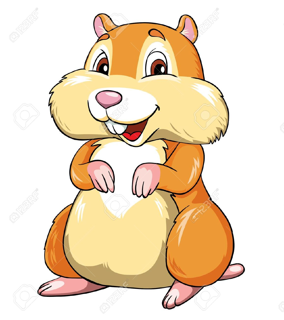 Clipart of a hamster clip freeuse 50+ Hamster Clipart | ClipartLook clip freeuse