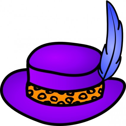 Clipart of a hat clipart free Hat Clip Art | Clipart Panda - Free Clipart Images clipart free