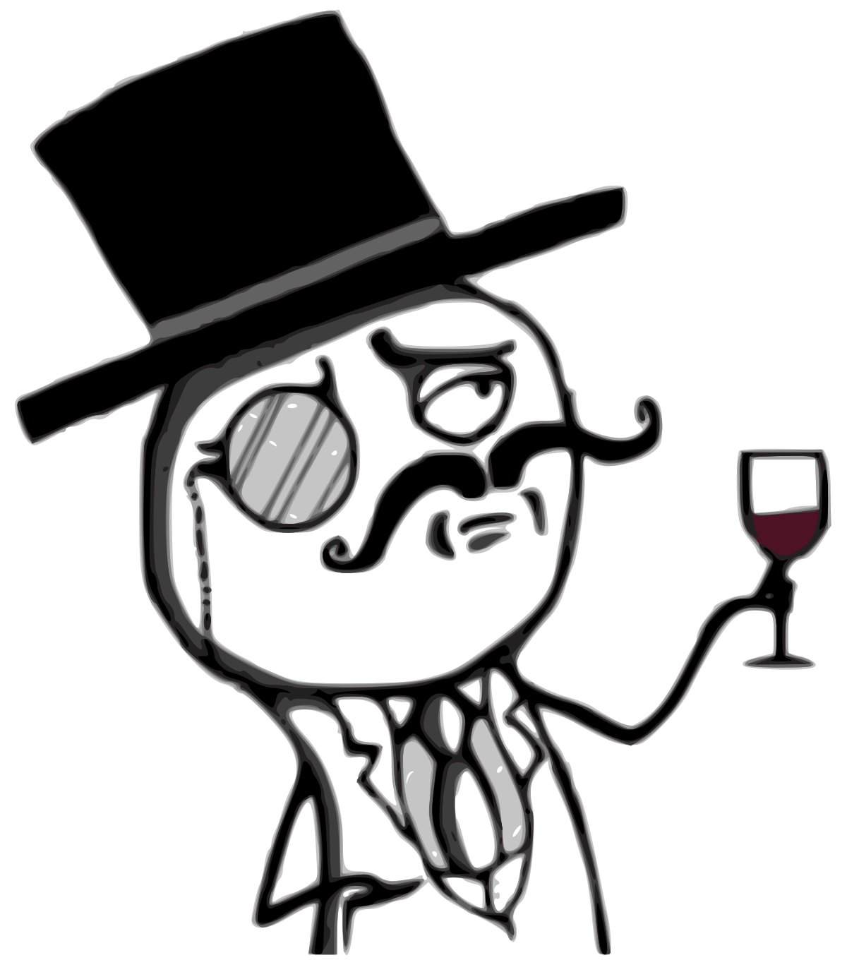Clipart of a jake from brandon brown png royalty free library LulzSec - Wikipedia png royalty free library