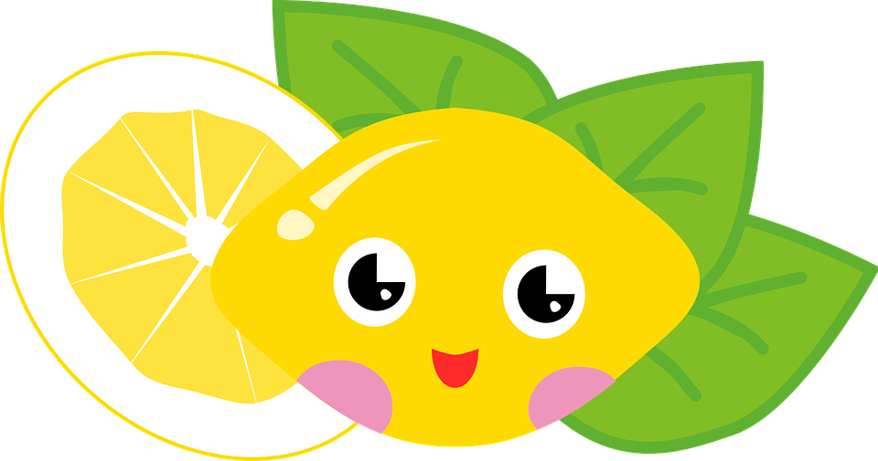 Clipart of a lemon with cute faces clipart transparent stock HD Cartoon Pineapple Cliparts 17, Buy Clip Art - Cartoon Lemon With ... clipart transparent stock