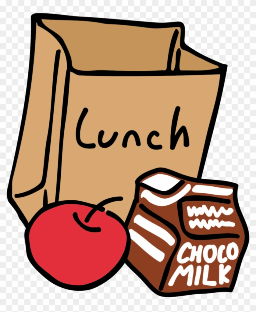 Clipart of a lunch bag clip art transparent School Lunch - Clipart Of Lunch, HD Png Download - 1002x1165(#336415 ... clip art transparent