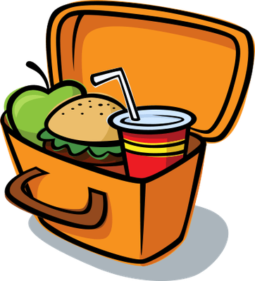 Clipart of a lunch bag svg freeuse download Lunch Box Clip Art - 53 cliparts svg freeuse download