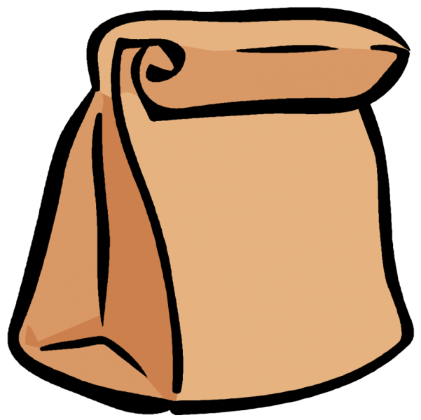 Clipart of a lunch bag vector library stock Free Lunch Bag Cliparts, Download Free Clip Art, Free Clip Art on ... vector library stock