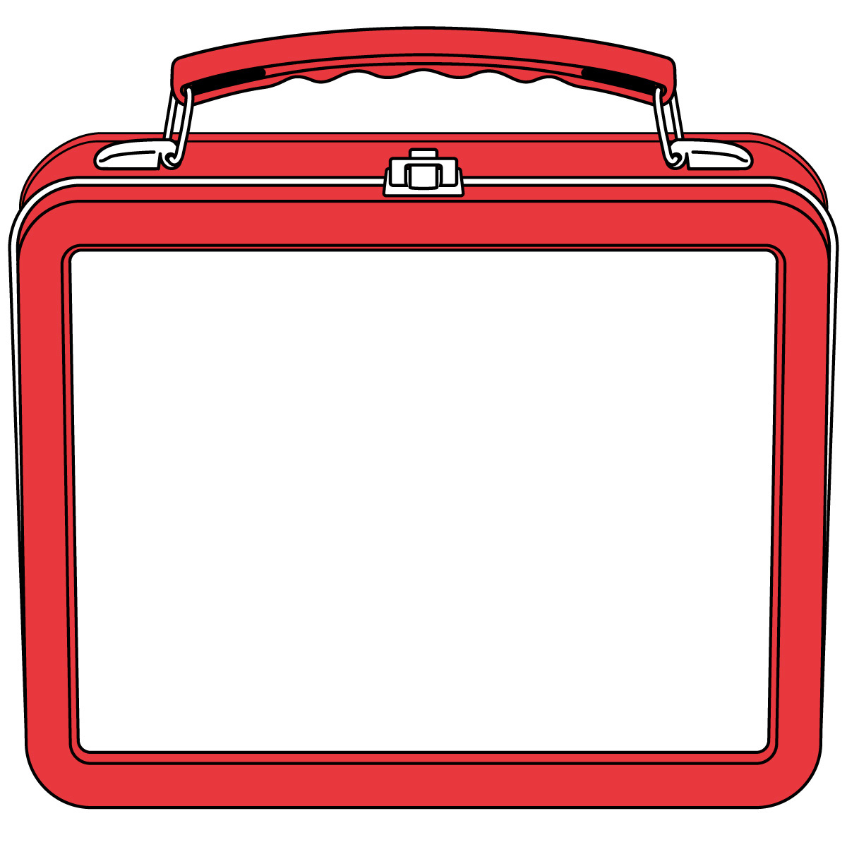 Clipart of a lunch box png library stock Lunch Box Clipart | Clipart Panda - Free Clipart Images png library stock