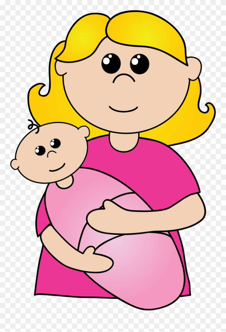 Clipart of a mom svg free Free Clipart Mom , Png Download - Mother Clipart Transparent Png ... svg free