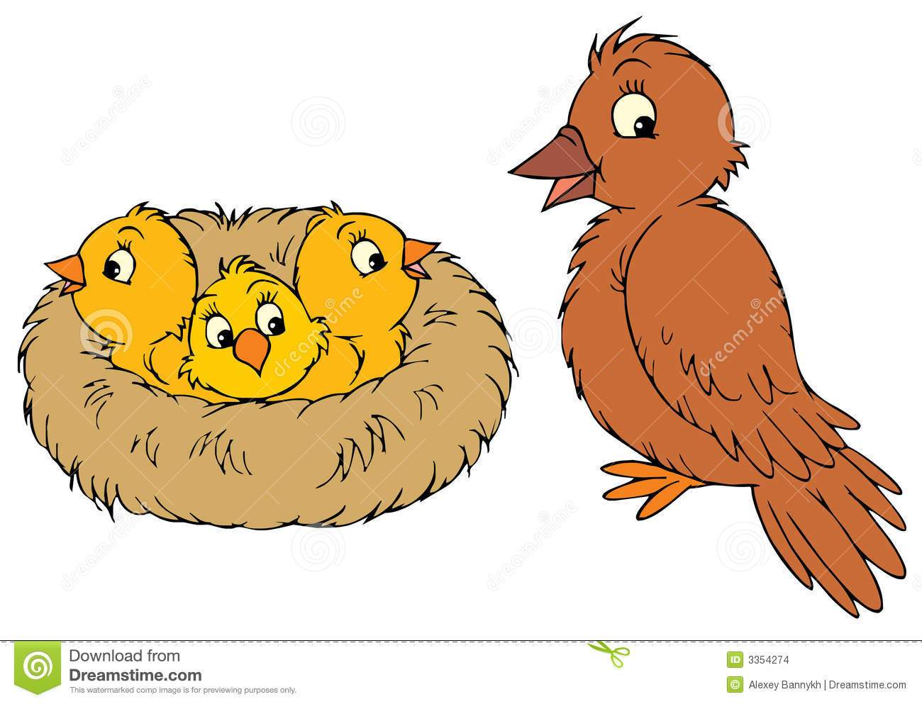 Clipart of a nest banner freeuse download Picture of a nest clipart » Clipart Portal banner freeuse download