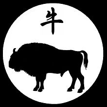 Clipart of a ox with a plow without a wip transparent library Ox in Chinese mythology - Wikipedia transparent library