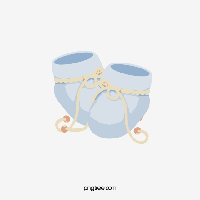 Clipart of a pair of baby booties clipart library stock Baby Shoes PNG Images | Vector and PSD Files | Free Download on Pngtree clipart library stock