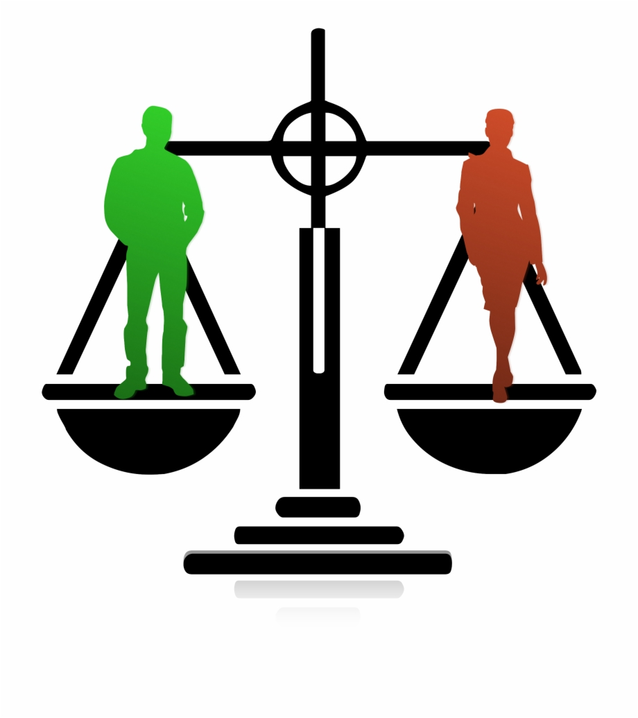Clipart of a person and a equal sign vector free download Equality Business Man Woman Equal 1245578 - Gender Equality No ... vector free download