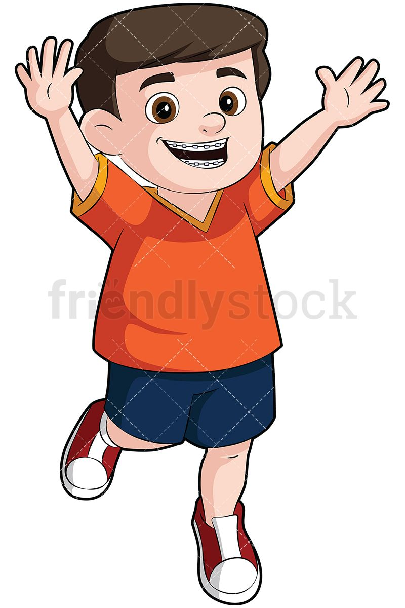 Clipart of a person pulling someone shirt clip art royalty free Happy Boy Wearing Braces | How to Draw in 2019 | Happy boy, Kids ... clip art royalty free