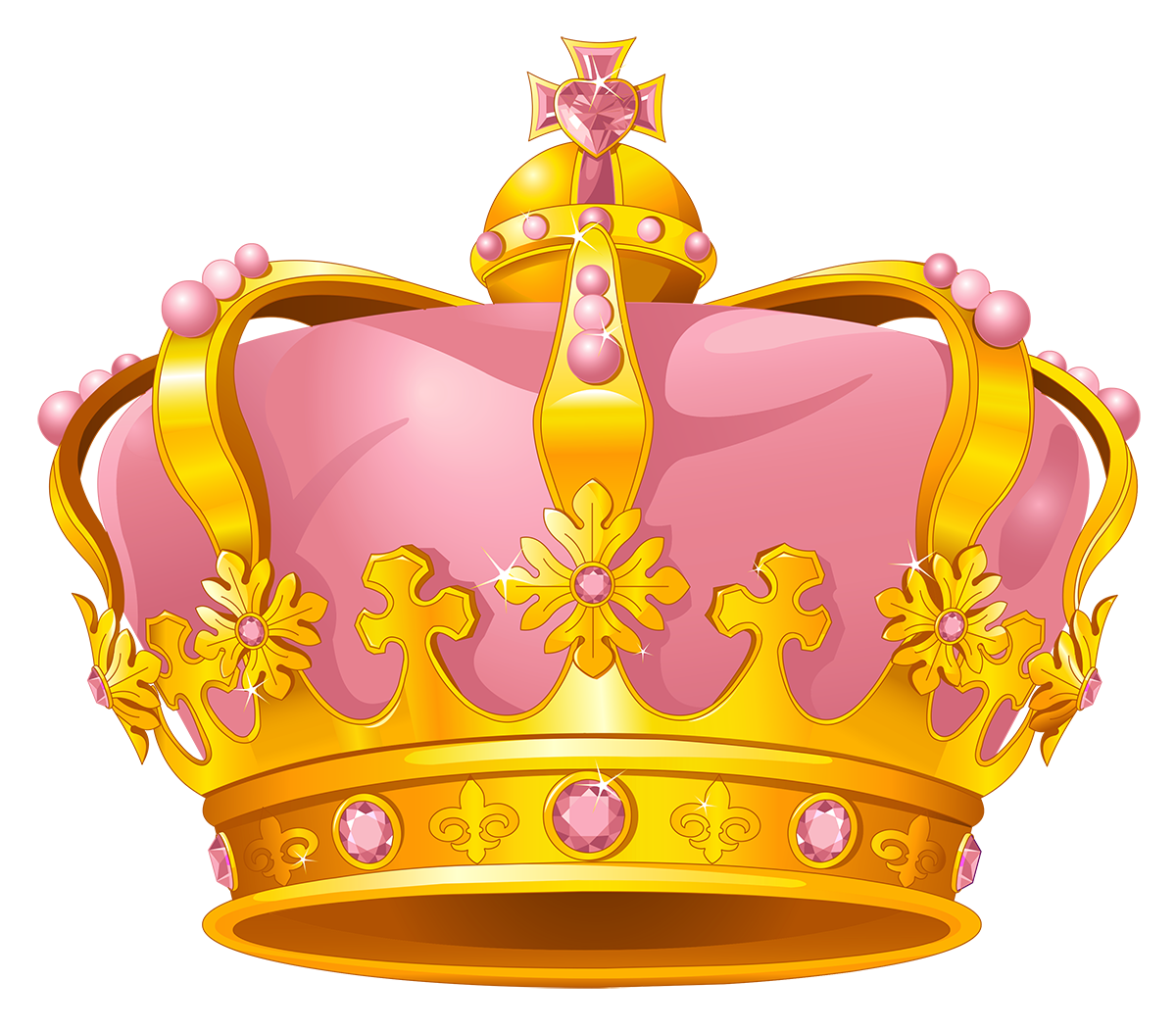 Crown with a 5 clipart clip art corona reale - Cerca con Google | castillos y princesas | Pinterest ... clip art