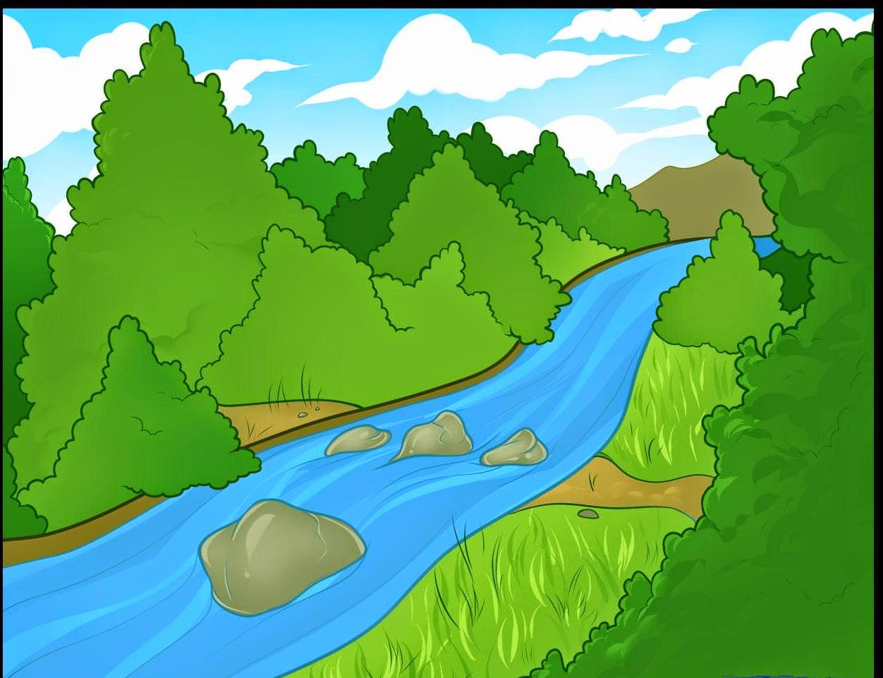 Clipart of a river image transparent stock River Clipart | Clipart Panda - Free Clipart Images image transparent stock