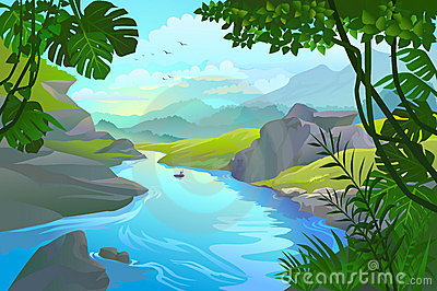 Clipart of a river graphic library stock River Clipart | Clipart Panda - Free Clipart Images graphic library stock