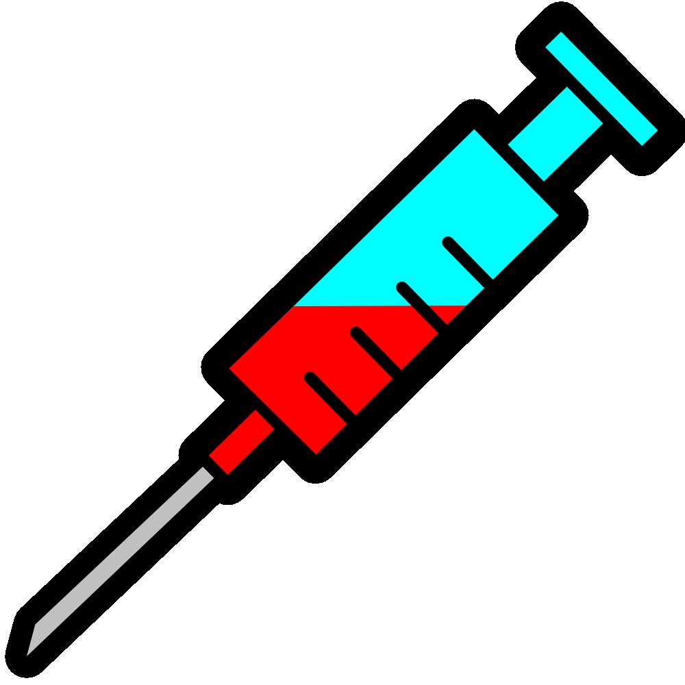 Shot needle clipart jpg black and white Free Medical Shot Cliparts, Download Free Clip Art, Free Clip Art on ... jpg black and white