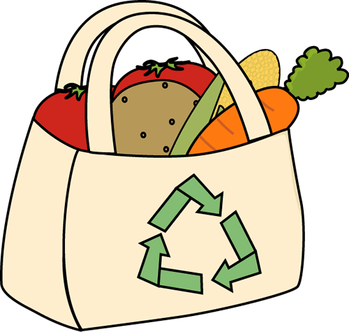 Clipart of a snack in a backpack vector suggested pantry items | Healthy Living | Bag clips, Clip art ... vector