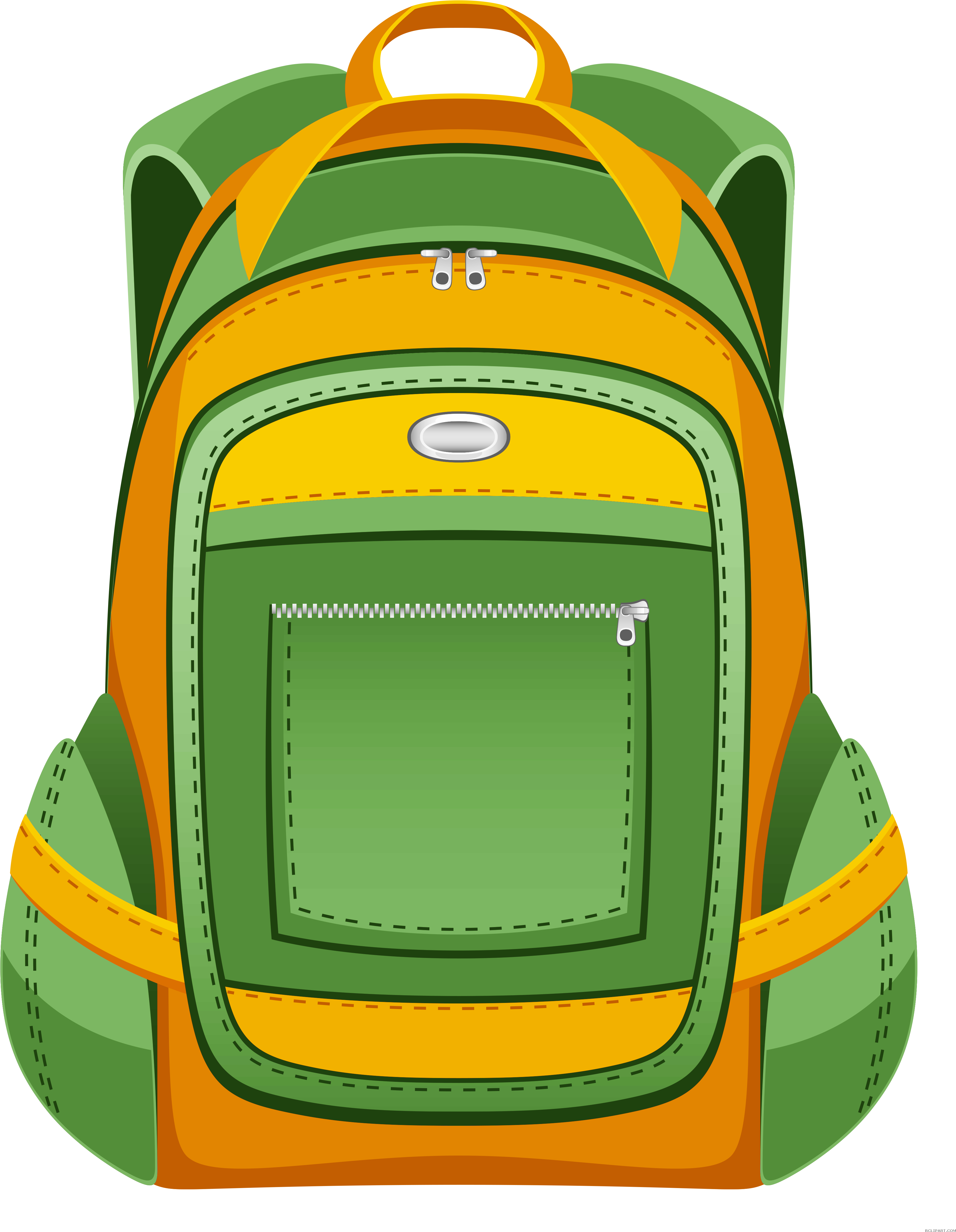 Clipart of a snack in a backpack jpg freeuse HD Backpack Clipart Png - School Bag Png Vector , Free Unlimited ... jpg freeuse