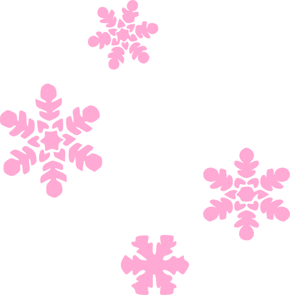 Snowflake border clipart pink svg royalty free library Snowflake Clipart Png | Free download best Snowflake Clipart Png on ... svg royalty free library