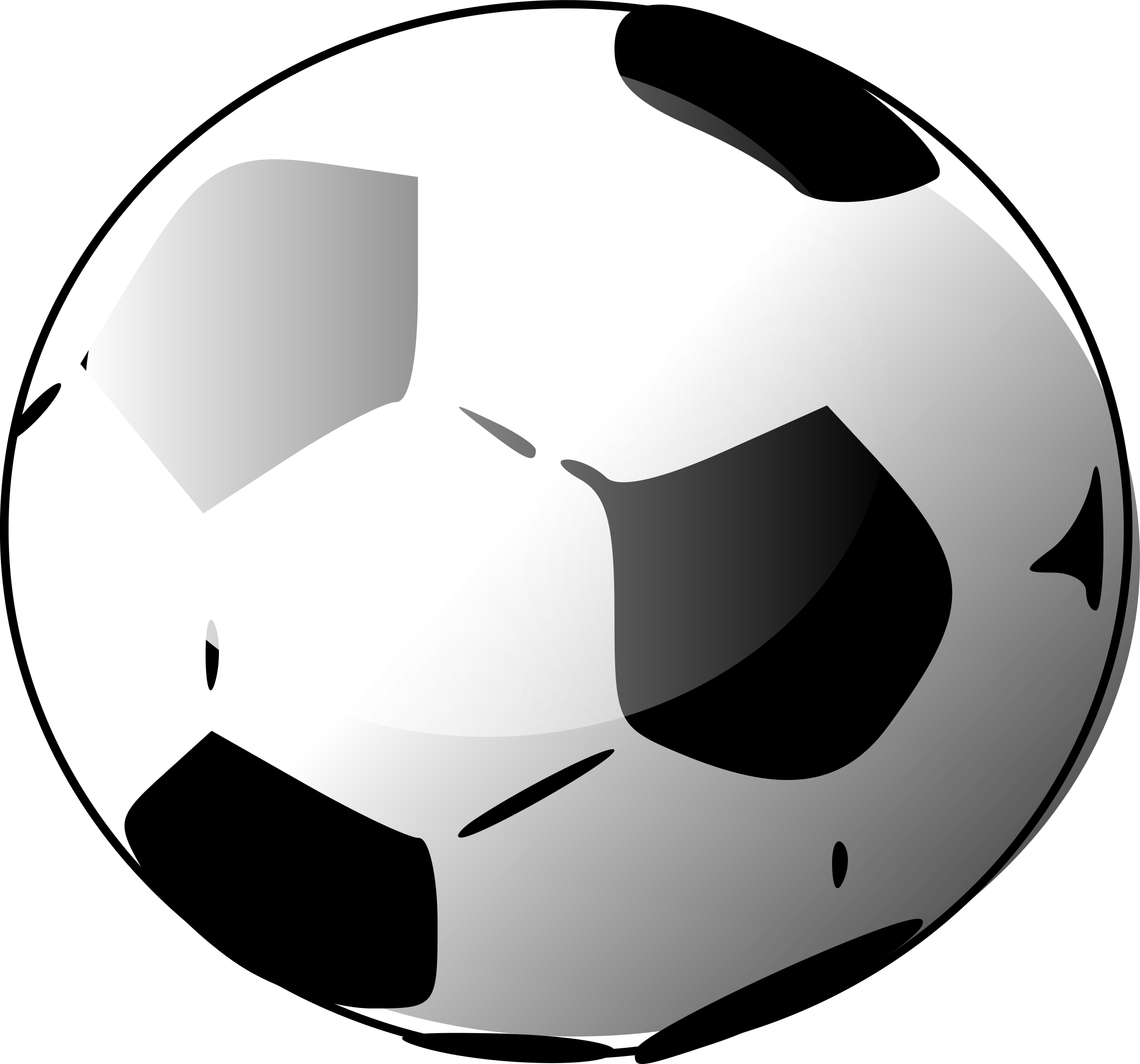Clipart of a soccer ball png free download Clipart - soccer ball png free download