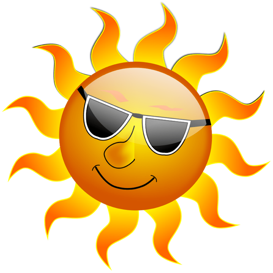 Clipart of a sun image royalty free stock Free Sun Clip Art to Brighten Your Day image royalty free stock
