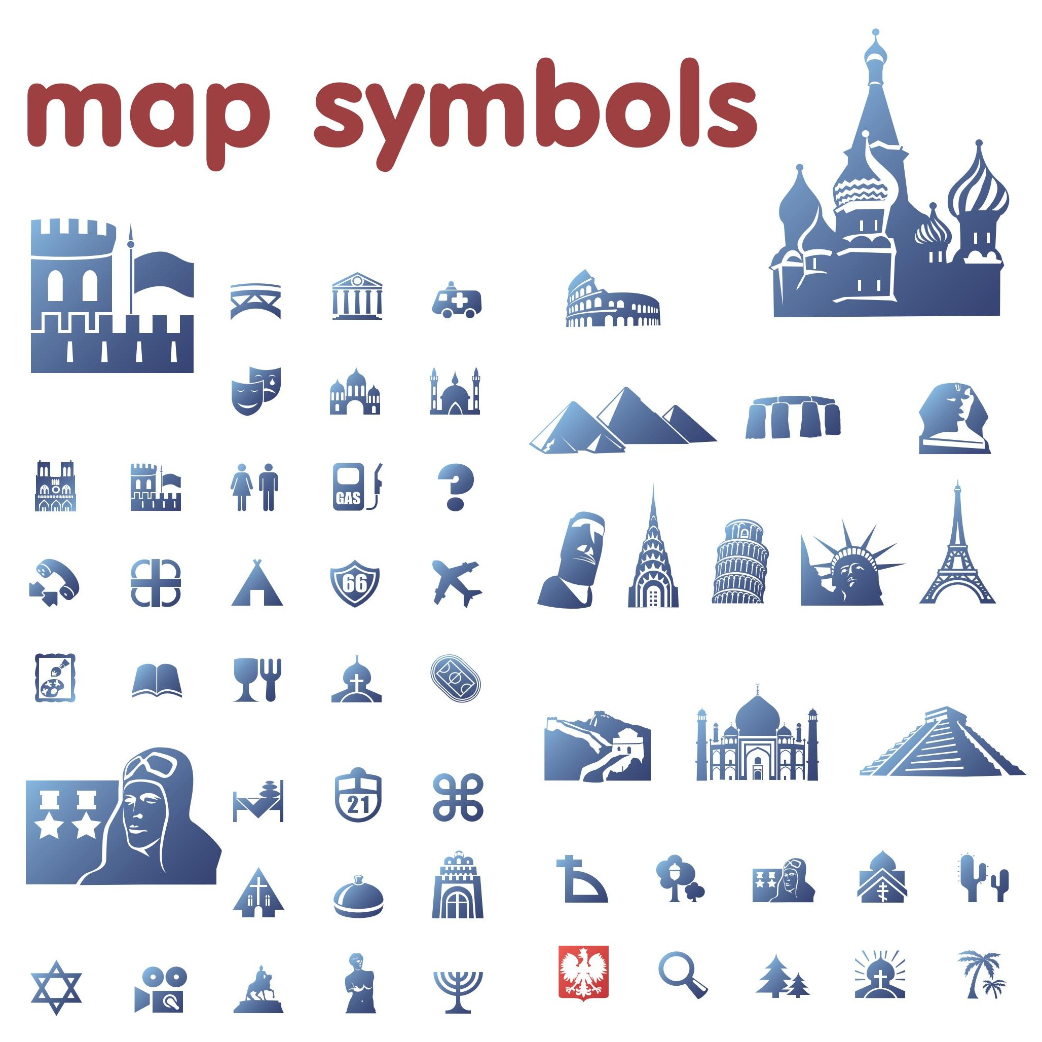 Clipart of a symbol of a door in a map clip art free Map symbol clipart - ClipartFest clip art free