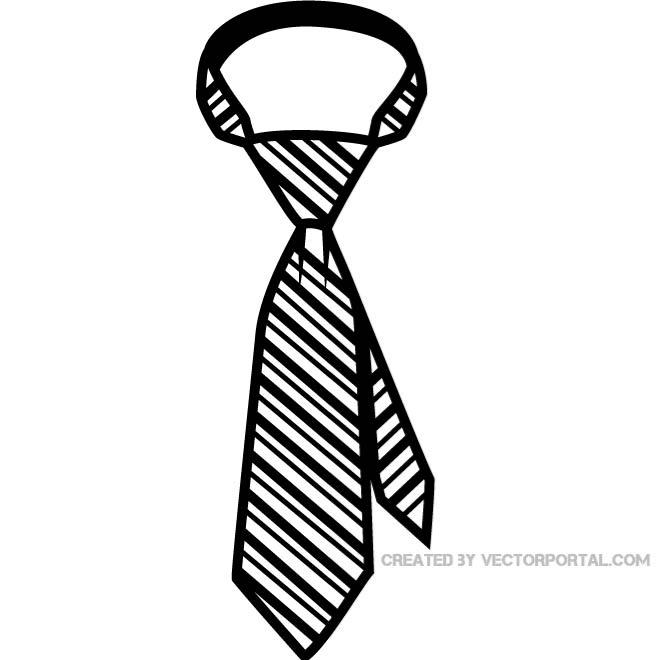 Clipart of a tie picture library stock Tie clipart black and white 3 » Clipart Station picture library stock