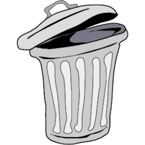 Waste can clipart picture library download Trash Clipart | Free download best Trash Clipart on ClipArtMag.com picture library download