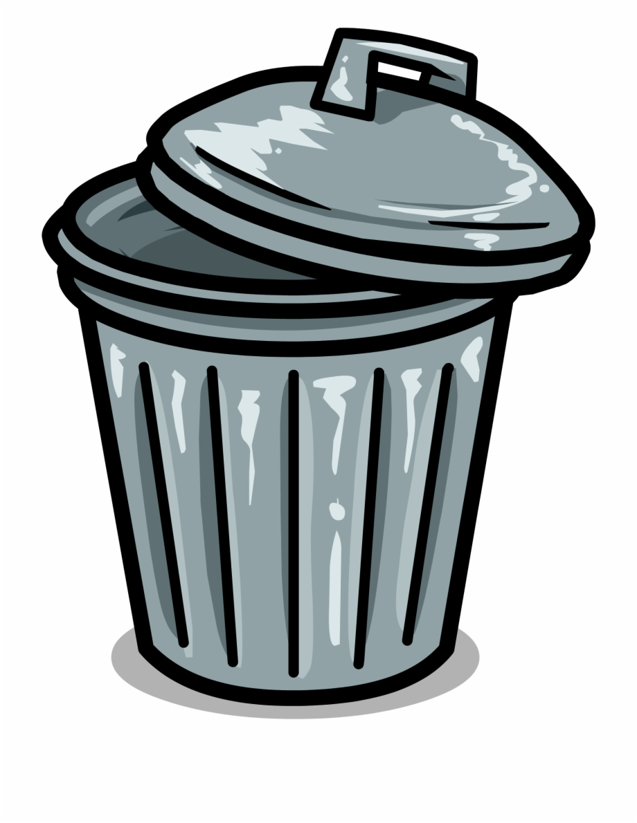 Trah cans clipart svg Trashcan - Trash Can Clipart Png Free PNG Images & Clipart Download ... svg