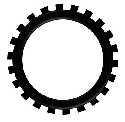 Clipart of a tree made out of gears png free library PowerPoint Tutorial #6- How to Make a Gear Diagram in Just 3 Simple ... png free library