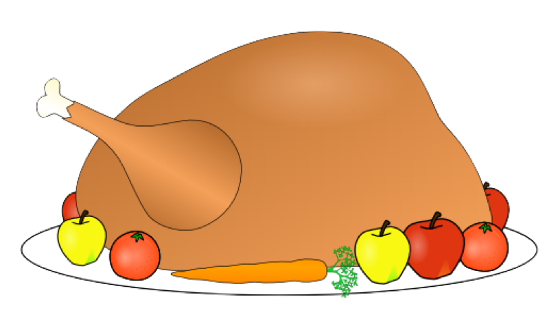Turkey parts clipart jpg freeuse stock Thanksgiving jpg freeuse stock