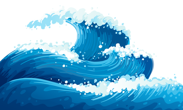 Clipart of a wave clip art transparent Free Wave Cliparts, Download Free Clip Art, Free Clip Art on Clipart ... clip art transparent